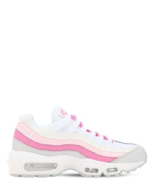 """Nike Pink Sneakers """"air Max 95"""""""