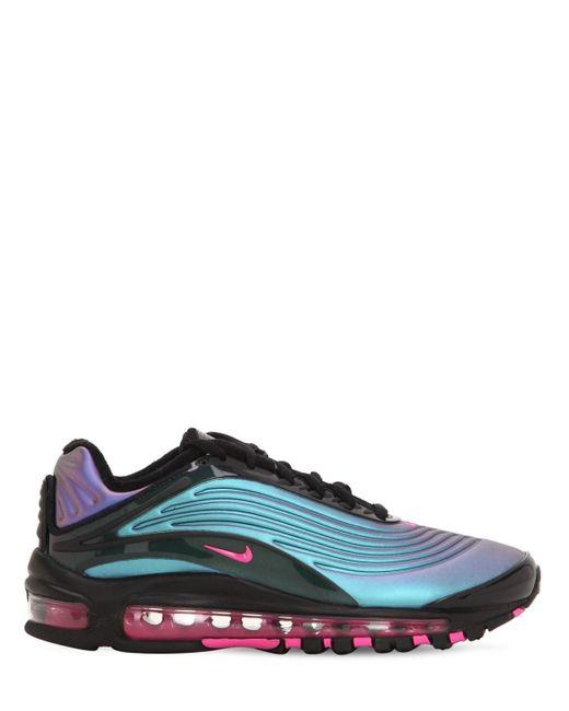Nike Black Air Max Deluxe Sneakers