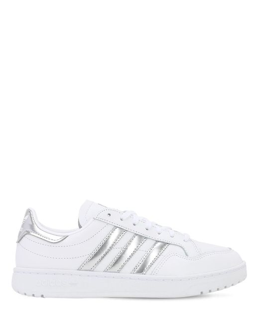 Adidas Originals Modern Court スニーカー White