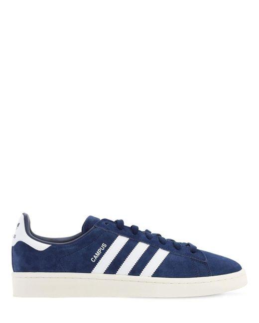 Adidas Originals Campus Schuh in Blue für Herren