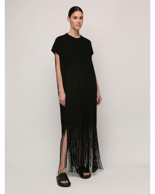 Balenciaga ジャージードレス Black