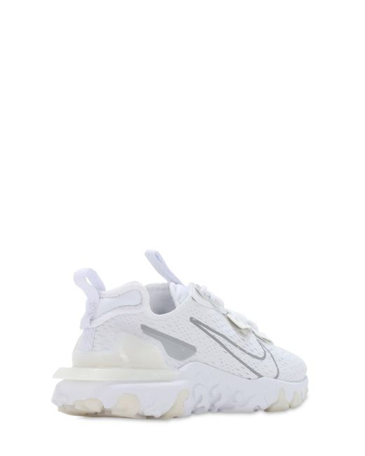 Nike React Vision Ess スニーカー White