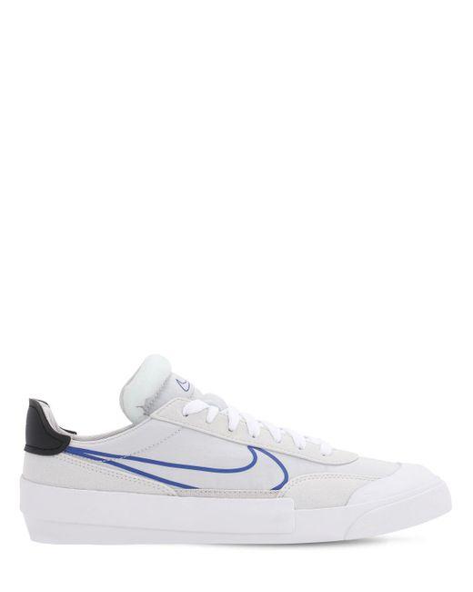 """Nike Sneakers """"Drop-Type"""" de hombre de color blanco"""