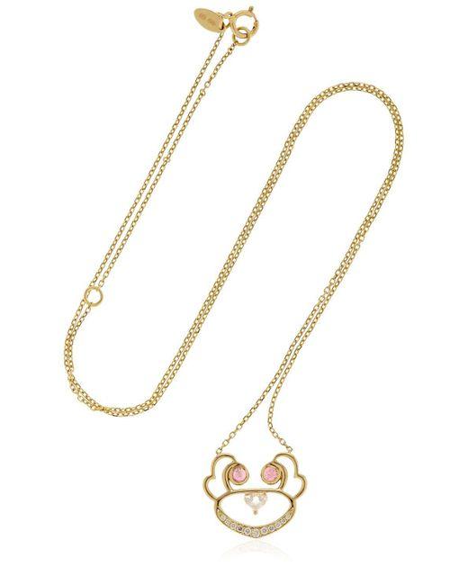 Ruifier | Metallic Animaux Koko Gold Necklace | Lyst