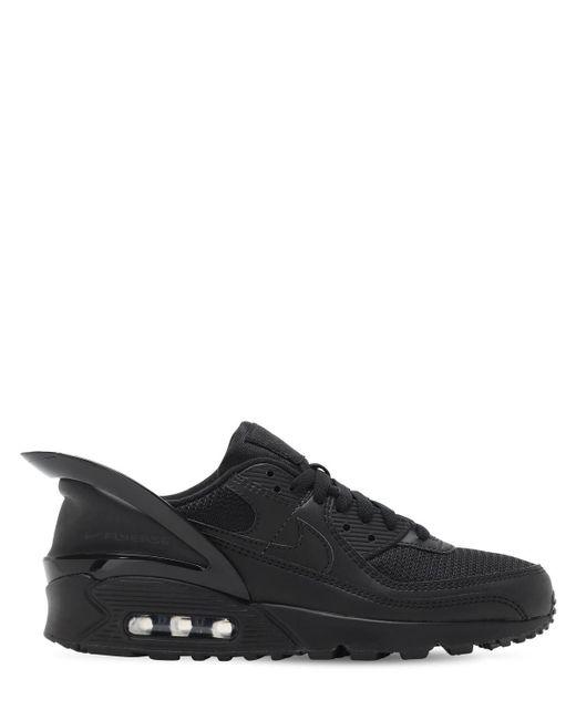 Nike Air Max 90 Flyease スニーカー Black