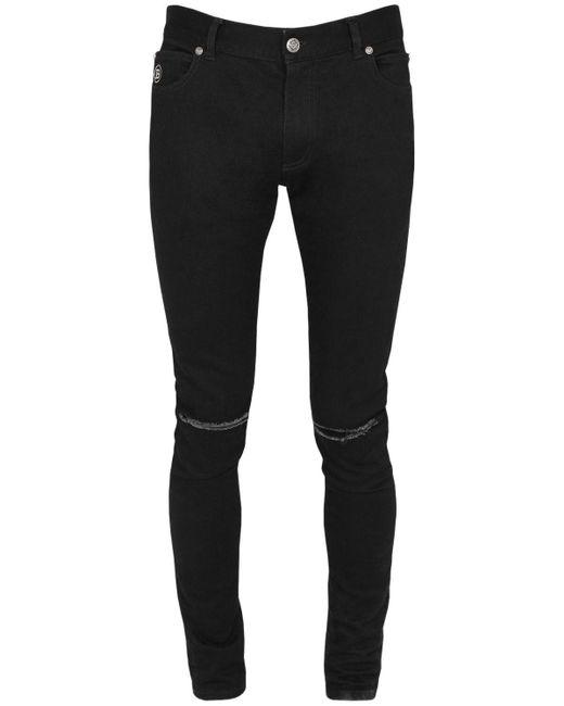 メンズ Balmain ウルトラスキニージーンズ 12.5cm Black