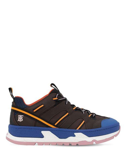 """Кроссовки """"tech Rs5"""" Burberry для него, цвет: Blue"""