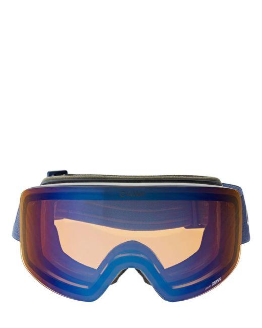 Chimi 01 Dark Blue スキーゴーグル