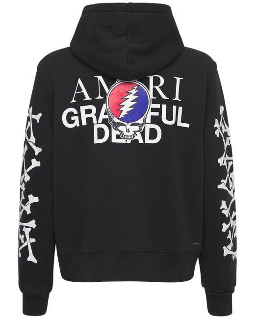 Худи Из Джерси «dead Bones» Amiri для него, цвет: Black