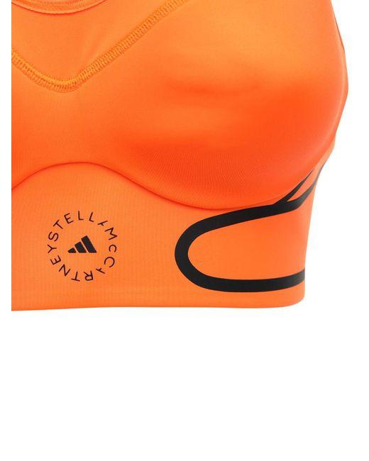 Adidas By Stella McCartney Truepace テックブラ Orange