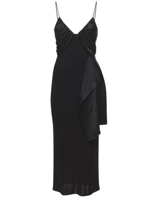 Платье Из Вискозы 1017 ALYX 9SM, цвет: Black