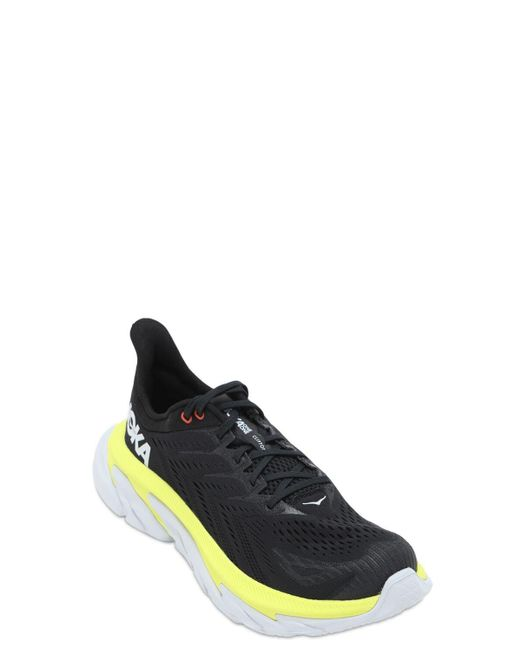 "Hoka One One Laufsneakers ""clifton Edge"" in Black für Herren"