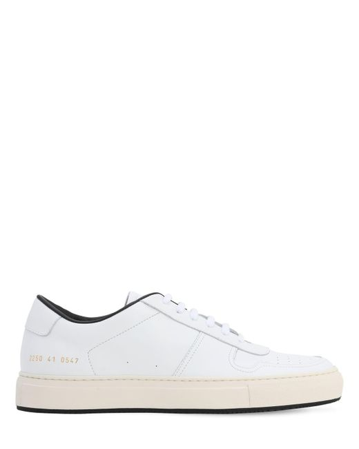 """Common Projects Sneakers """"Bball '88"""" De Piel de hombre de color blanco"""