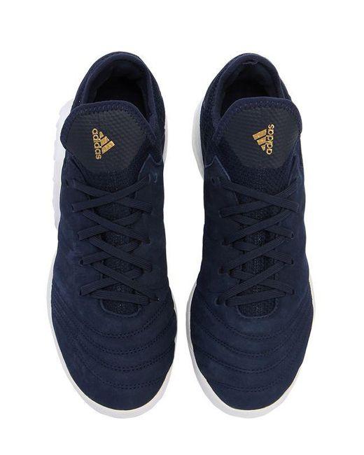best service a6211 7d162 ... Adidas Originals - Blue Copa 18+ Tr Premium Sneakers for Men - Lyst ...