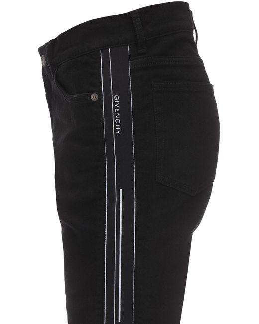 メンズ Givenchy コットンデニムジーンズ 16cm Black