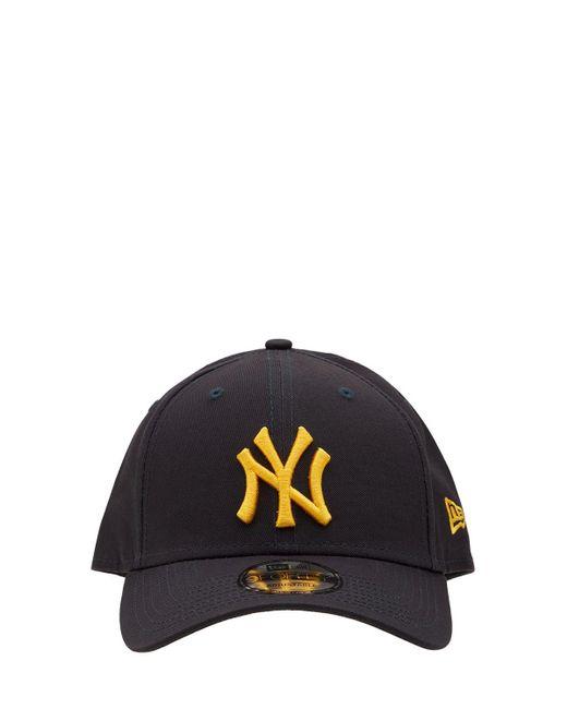 メンズ KTZ Neon Ny Yankees 9forty キャップ Blue