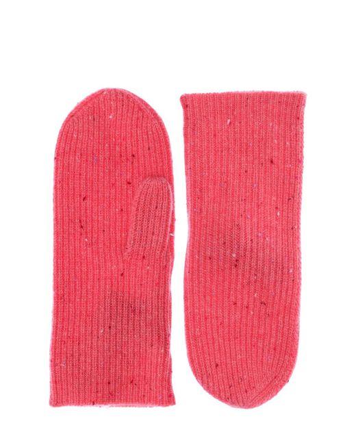 Митенки Из Кашемира Isabel Marant, цвет: Pink