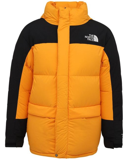 Парка В Цвете Summit Gold & Tnf Black The North Face для него, цвет: Yellow