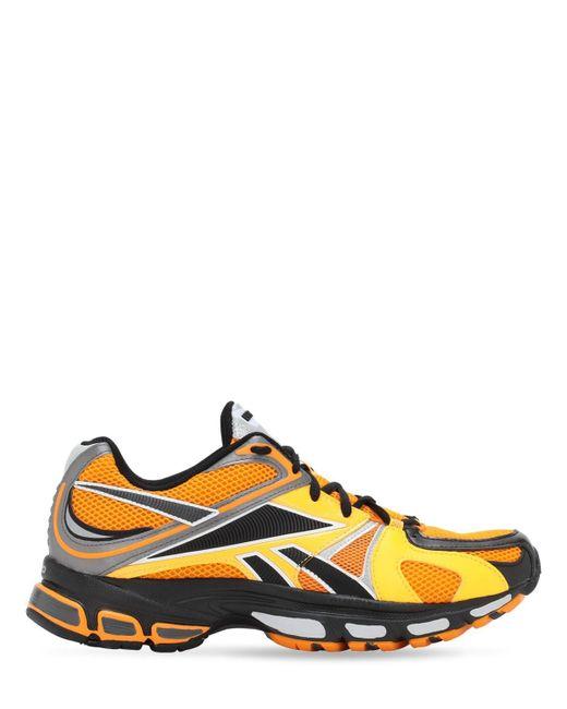 """Vetements Sneakers """"spike Runner 2"""" in Orange für Herren"""