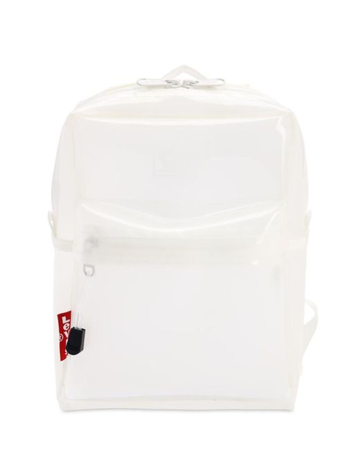 Levi's The Levi's L Pack Baby クリアバックパック White