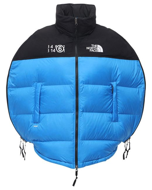 MM6 by Maison Martin Margiela Northface X Mm6 サークルダウンジャケット Blue