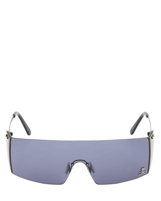 """Philipp Plein Multicolor """"l.a. 1978"""" Original Sunglasses"""