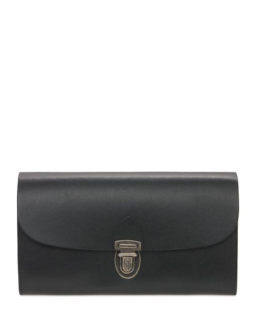 Ann Demeulemeester Black Classic Wallet for men
