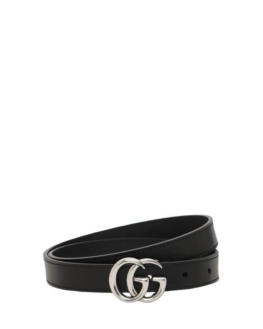 Ремень GG Marmont Gucci, цвет: Black