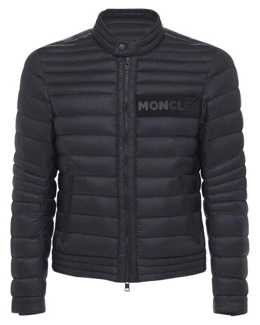 メンズ Moncler Conques ダウンジャケット Black