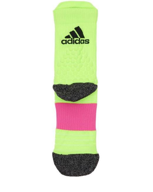 メンズ Adidas Originals Ru Ub21 Cr Primegreen ソックス Multicolor
