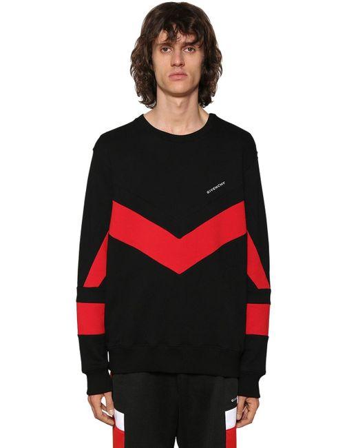 Givenchy Sweatshirt Mit Logostickerei in Multicolor für Herren