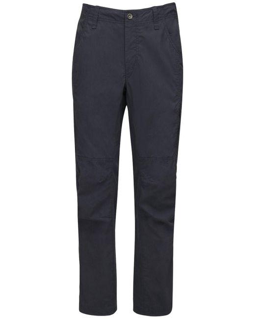 メンズ Marmot Durango コットンブレンドパンツ Blue