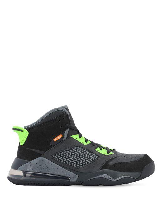 メンズ Nike Air Jordan Mars 270 スニーカー Black