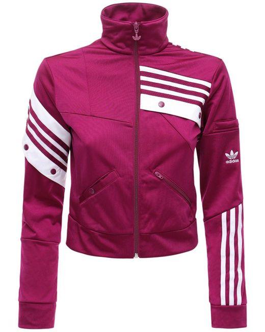 Спортивный Топ Danielle Adidas Originals, цвет: Multicolor