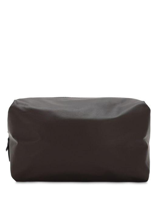 Двухсторонний Клатч Из Кожи Bottega Veneta для него, цвет: Black