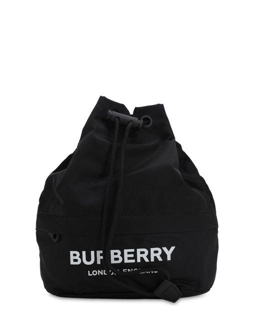 Burberry ブラック Phoebe ポーチ Black