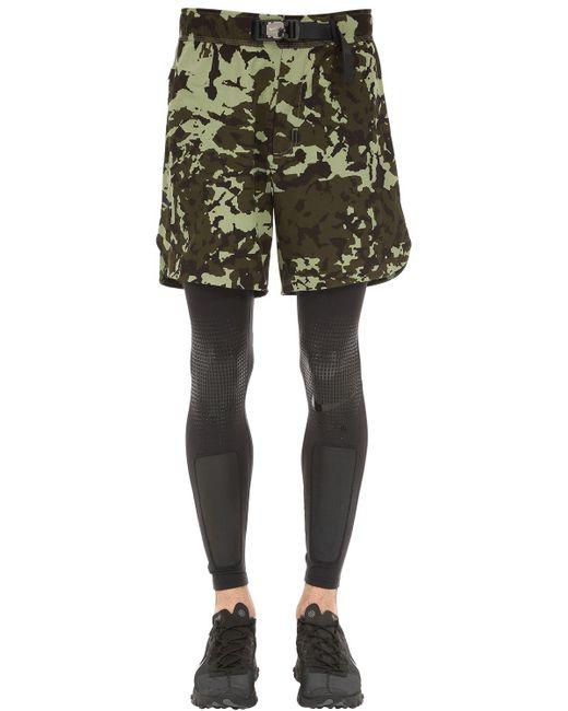 メンズ Nike Matthew Williams ショートパンツ&ストレッチタイツ Black
