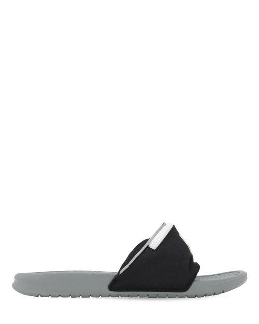 Nike Benassi Jdi スライドサンダル Black