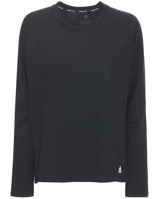 Adidas Originals Dance レイヤーtシャツ Black