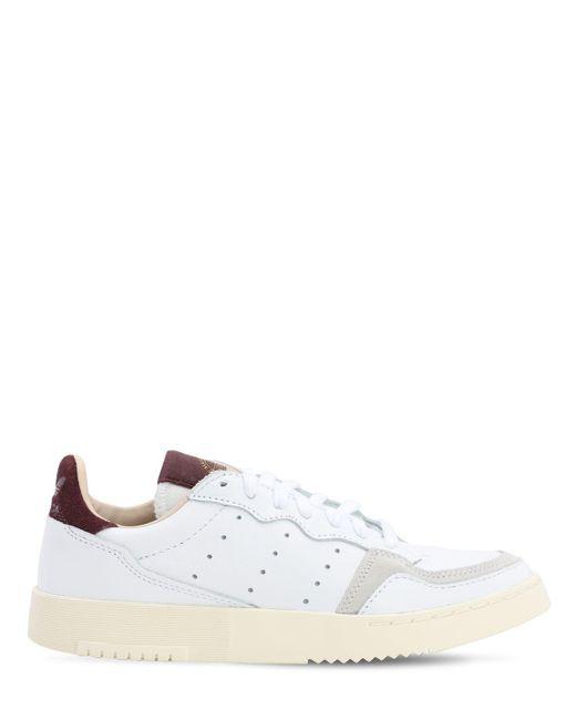 Adidas sambarose W Orchid Tint Grey Three White Plateforme Chaussures Sneaker Rose