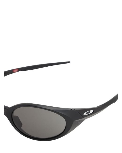 メンズ Oakley Eye Jacket Redux Prizm サングラス Black