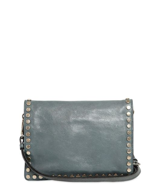 d44006e160 Prada Studded Shoulder Bag