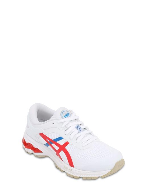 "Asics Sneakers ""Gel-Kayano 26"" de mujer de color blanco"