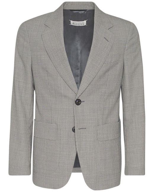 メンズ Maison Margiela Microfantasy テーラードスーツ Gray