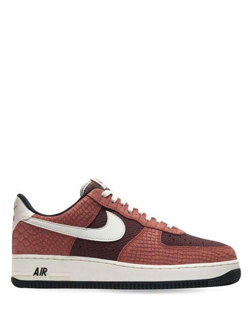 メンズ Nike Air Force 1 Prm スニーカー Red