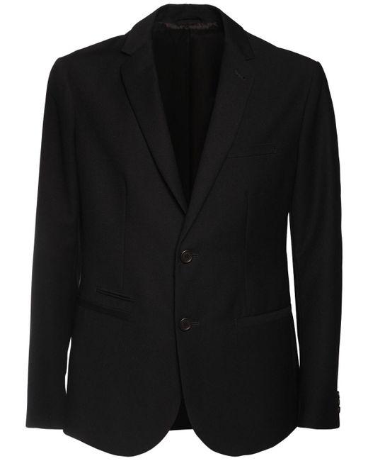 メンズ Armani Exchange シングルブレステッドジャケット Black