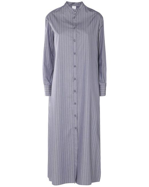 Max Mara コットンポプリンシャツドレス Gray