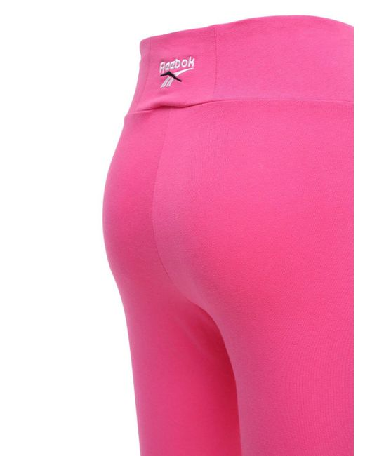 Reebok Classics テックショートパンツ Pink