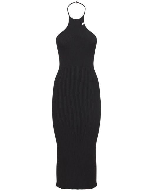 Платье Из Трикотажа 1017 ALYX 9SM, цвет: Black