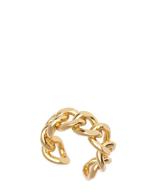 FEDERICA TOSI Chain リング Metallic